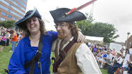 Pictures: Blackbeard Pirate Festival