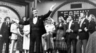 "Richard Dawson, the British actor who went from comedy co-star in the popular TV series ""Hogan's Heroes"" to his best-known role as the charming host of the TV game show ""Family Feud"" with his trademark of kissing the female contestants on the lips, has died. He was 79."