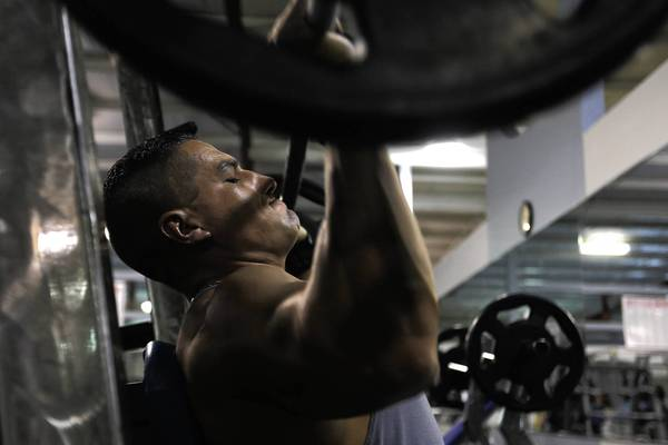 Joseph Perez, a 35-year-old competitive bodybuilder from Joliet, says that for two years he has taken a dietary supplement containing DMAA five or six days a week without any adverse effects.