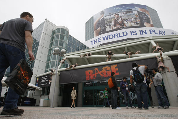 E3 2011 in Los Angeles