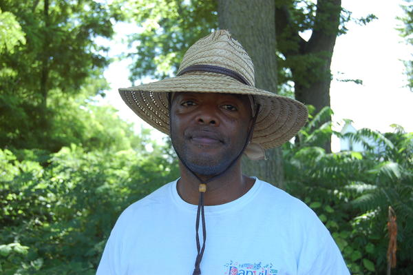 Local garden expert and community garden planner James Ross is the kind face of a growing revolution in food. Everything old is new again.
