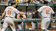 <em>A look at what some other media outlets are saying about the Orioles: </em>