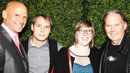 Shepard Fairey, Neil Young help debut Perry Rubenstein gallery
