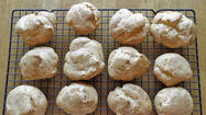 Puffing up the choux