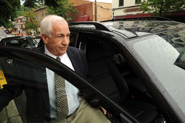 Jury selection in the trial of Jerry Sandusky, who faces 52 counts of sexual abuse, is scheduled to begin Tuesday.