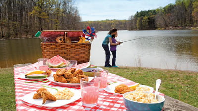 Best Picnic Spots in Howard County