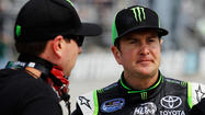 NASCAR suspends former champion Kurt Busch