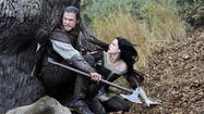 """Snow White and the Huntsman"" would actually serve itself well by distancing itself from the familiar story of Snow White."