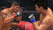 THQ on Monday said it ended an agreement to publish games based on the UFC license, a big blow for the struggling Agoura Hills game publisher that was once the undisputed master of MMA video games.