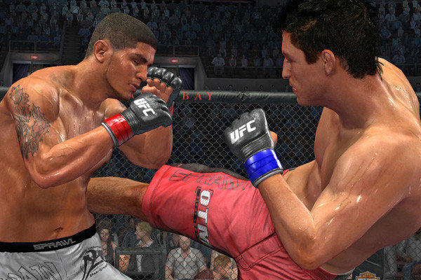 THQ gives up UFC license