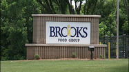 Frozen foods have been coming out of the Brooks Food Group plant for more than 40 years.