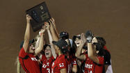 Photos | 4A softball supersectional: Marist 8, Trinity 3