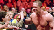 John Cena vs. Michael Cole gave WWE's Raw a ridiculous ending