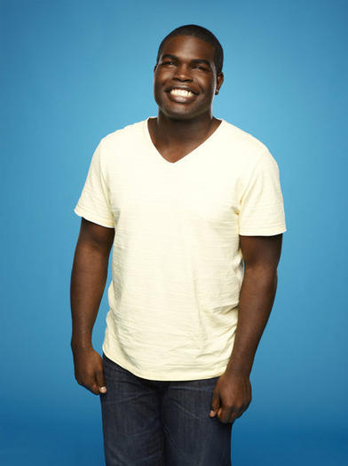 "Mario Bonds competes in Season 2 of ""The Glee Project."""
