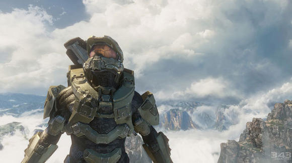 """Halo 4"" trailer screenshot"