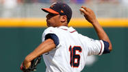 Orioles select Virginia right-hander Branden Kline with second-round pick