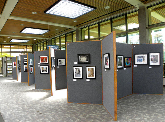 The Photographic Society of Orange County has an exhibit of photos at the Huntington Beach Central Library this month.