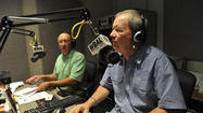 Dave Durian, a fixture on Baltimore radio for more than 22 years, is stepping down as anchor of WBAL's morning drive-time news program effective Aug. 31, he told listeners Wednesday during his show. He has been with the 50,000-watt station since 1988.