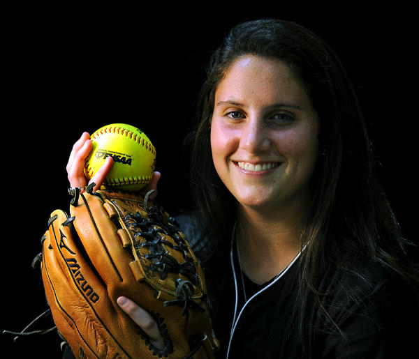 Pembroke Pines Charter pitcher Cristina Sacramento was voted Class 8A-7A-6A Player of the Year after leading the Jaguars to a state title.