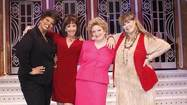 "The ladies of ""Menopause the Musical"""