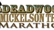 My Deadwood Mickelson Trail Half Marathon