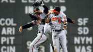 Jim Johnson blows first save, but O's rally for 8-6 win in Boston