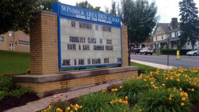 Windber school approves tax hike