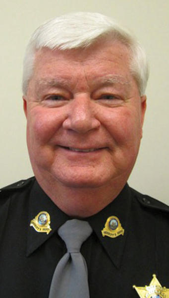"Jefferson County (W.Va.) Sheriff Robert E. ""Bobby"" Shirley"