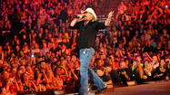 "<span style=""font-size: small;"">Toby Keith and actress Kristen Bell have been spending some quality time together this past week, prepping for the CMT Music Awards. Toby was thrilled to take on hosting duties as the awards show is one of his favorite events. ""I got a lot of CMT Awards in my office at home. But they always put together a great show. It's different – to me it's not as sterile as the other award shows. It's more hang out, hang loose and the whole night's funner. They've got a wonderful package this year."" The CMT Music Awards will feature performances by Carrie Underwood, Luke Bryan, Willie Nelson, Kenny Chesney, the Pistol Annies and more. Tune in tonight at 8PM Eastern on CMT and CMT.com.</span>"