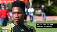 UCF sits among Armwood star Alvin Bailey's top schools