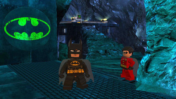 """Lego Batman 2"" is set to come out just a month before ""The Dark Knight Rises,"" but has nothing to do with the film."