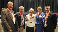 Pictures: Edgewood High School Hall of Fame