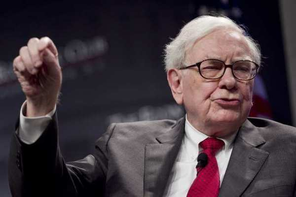 The IRS doesn't name the taxpayers it includes in its discussion of the top 400 earners, but it's safe to say that Warren Buffett, chairman of Berkshire Hathaway Inc. and one of the richest men in the country, is on it.