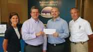 Bushart and Pratt Orthodontics donates to Beer Cheese Festival