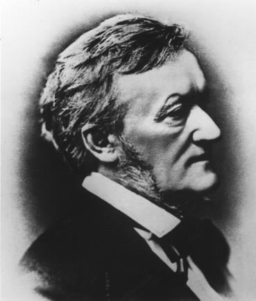 composer Richard Wagner