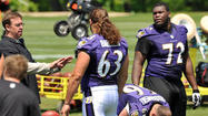 Ravens wrap up OTAs open to the media with 19 absences