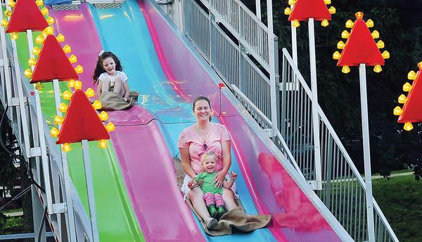 Downsville Ruritan Carnival runs Monday, June 11, through Saturday, June 16.