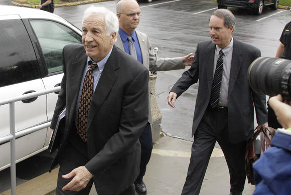 Jury chosen for Sandusky case