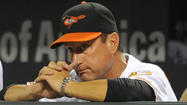 Orioles draft bench coach John Russell's son Steel in the 32nd round