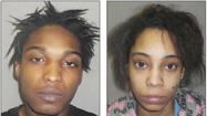 Two people charged in the New Year's Day death of a 3-year-old boy pleaded not guilty to multiple counts at their arraignment Tuesday in Berkeley County Circuit Court.