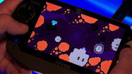 E3 video: Sound Shapes brings the beat to PlayStation Vita