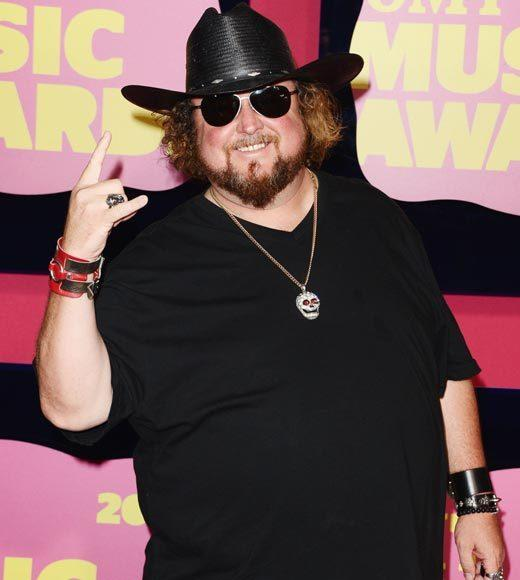 2012 CMT Music Awards red carpet arrival pics: Colt Ford