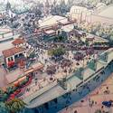 Buena Vista Street overview