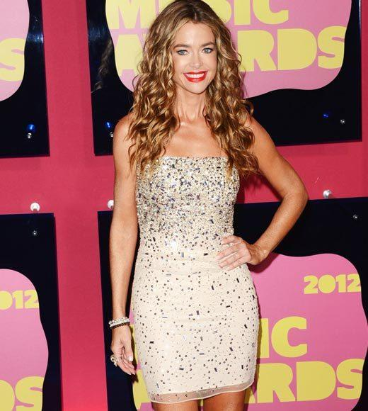 2012 CMT Music Awards red carpet arrival pics: Denise Richards