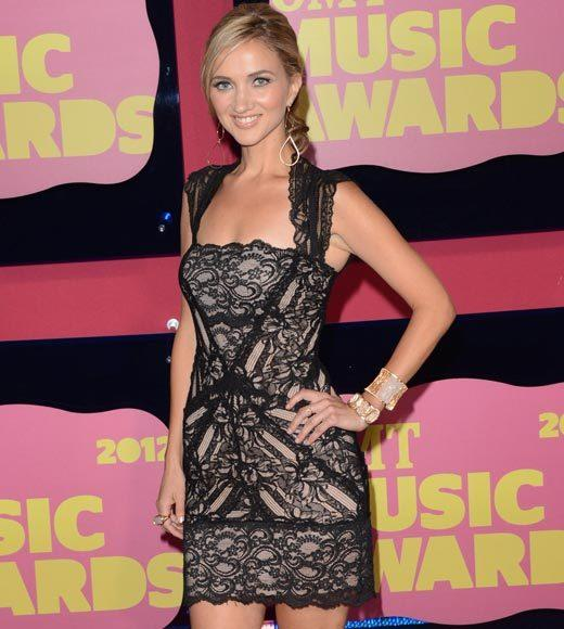 2012 CMT Music Awards red carpet arrival pics: Sarah Darling