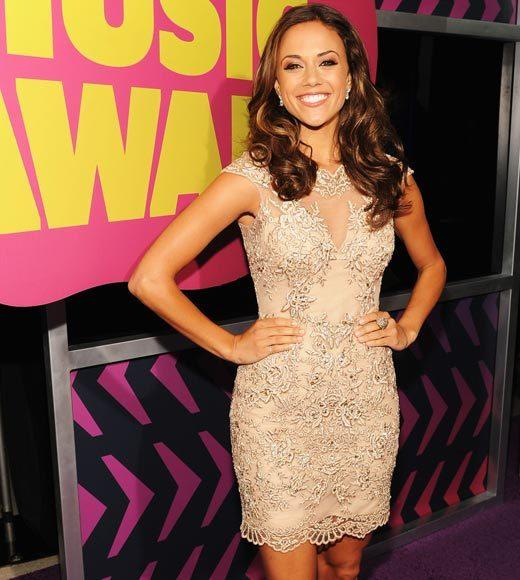2012 CMT Music Awards red carpet arrival pics: Jana Kramer