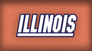 Illini senior Riley burns NCAA competition in 100 meter semis