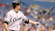 <b>Paul Konerko</b> is hoping to return to the White Sox's lineup Thursday night, but the slugger said he could undergo offseason surgery to remove a bone chip in his left wrist.