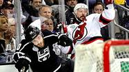 Kings vs. Devils at Staples Center in game 4