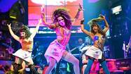 "THEATER REVIEW: ""Rock of Ages"" at the Broadway Playhouse ★★★ ... Young rockers may never die, but they sure party heartier in a smaller theater."